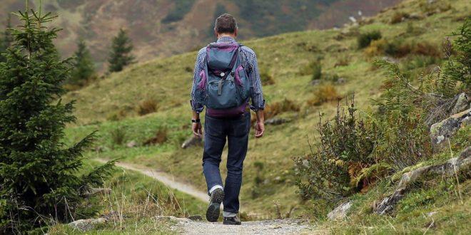 Fit und gesund abnehmen mit wandern
