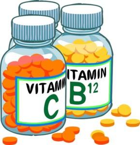 Anabole Diät - Vitamine mussen aufgefüllt werden