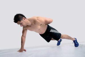 Bauch weg Training für zuhause
