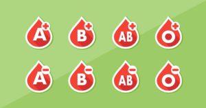 Blutgruppendiät Erfahrungen und Rezepte beim abnehmen