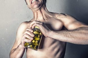 Diätplan für Männer