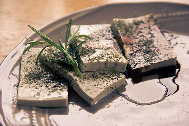 Vegetarischer Diätplan